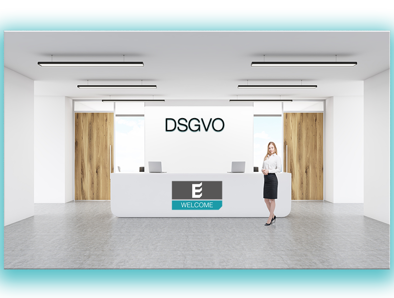 WELCOME Besuchermanagement DSGVO