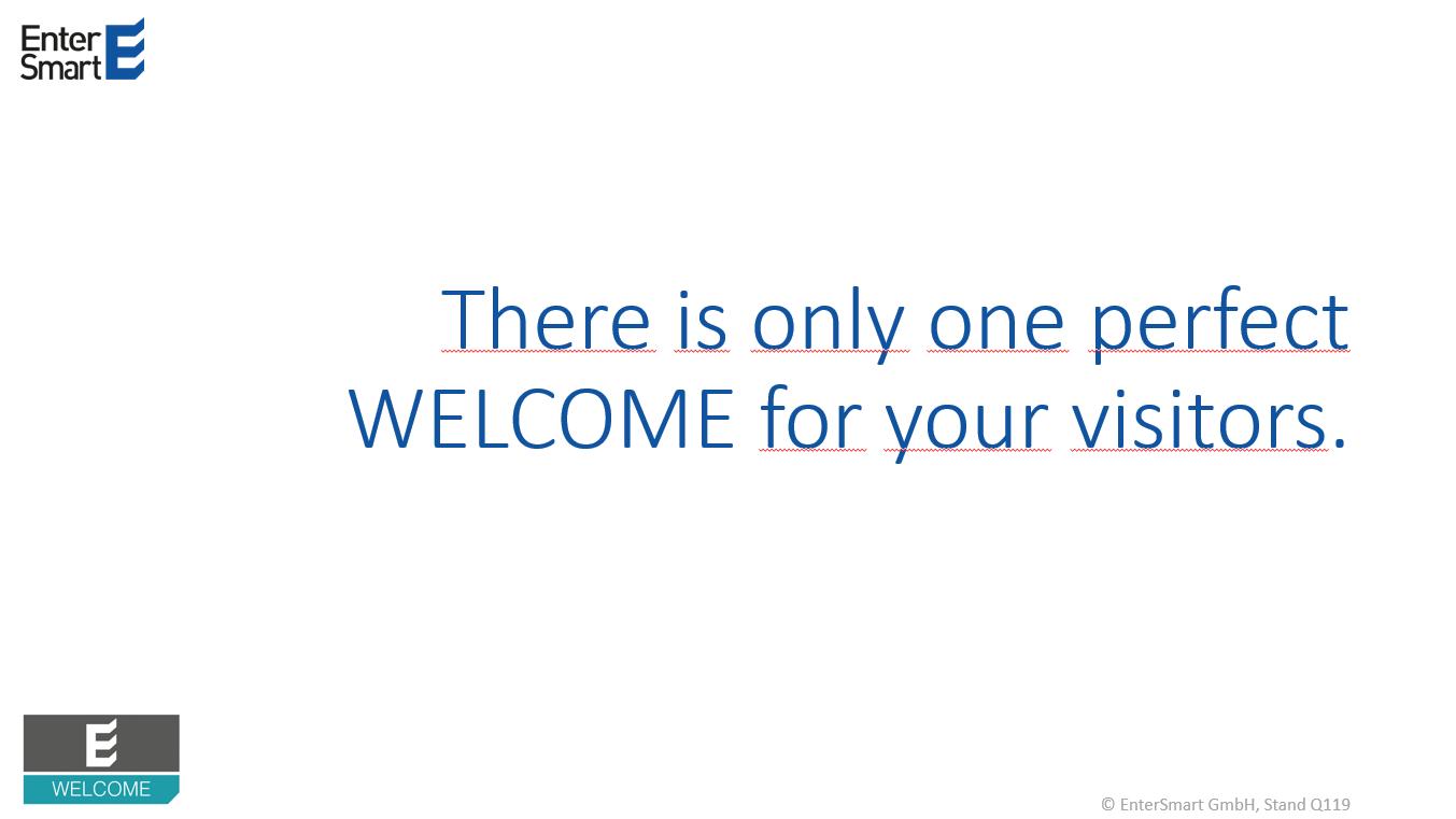 Vorschaubild Titelseite Präsentation WELCOME