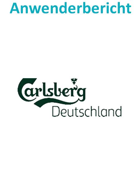 WELCOME im Einsatz bei Carlsberg