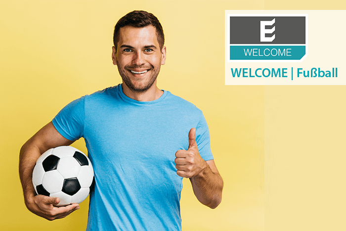 WELCOME Fußball